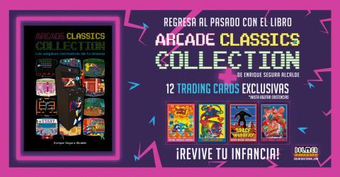 Arcade Classics Collection libro