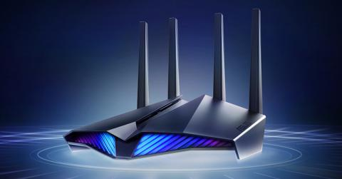Router WiFi Asus RT-AX82U