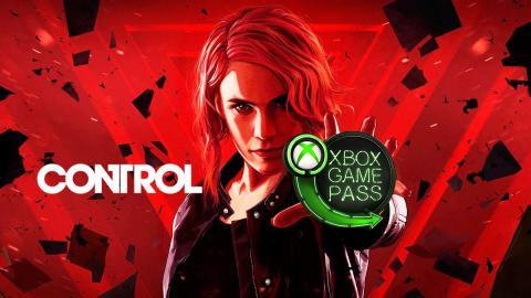 Control xbox game pass