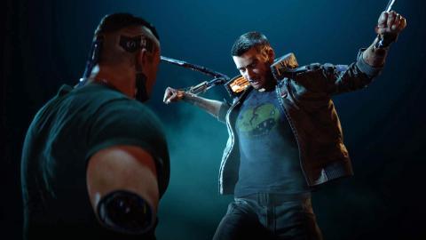Conseguir cuchillas mantis en Cyberpunk 2077