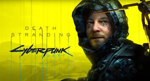 Cyberpunk 2077 x Death Stranding