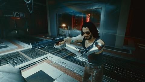 EMBARGO cyberpunk 2077