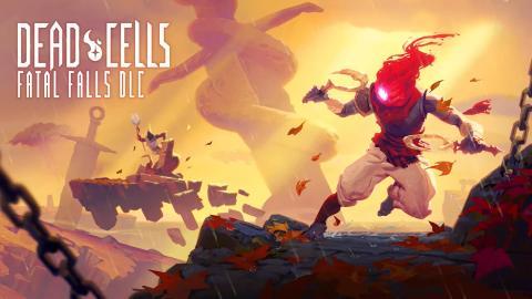 Fatal Falls DLC dead cells