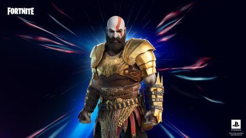 Kratos en Fortnite Temporada 5