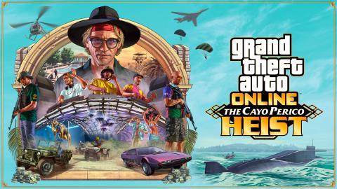 GTA Online Cayo Perico Heist