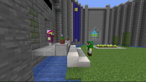 Ocarina of Time Minecraft
