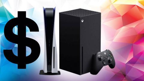 Precio PS5 vs Xbox Series X