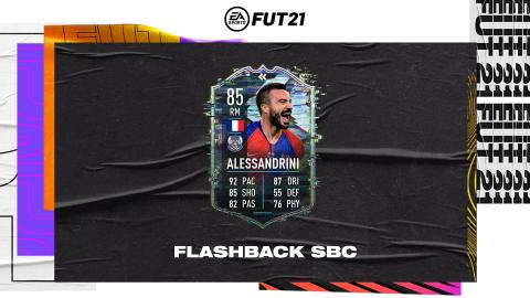 SBC Alessandrini en FIFA 21