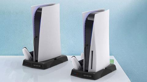 Soporte vertical para PS5