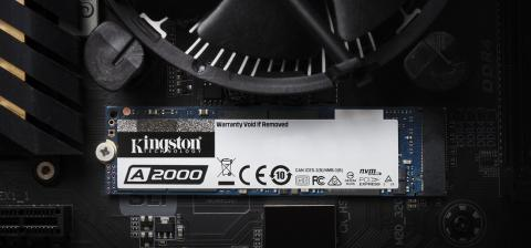 SSD NVMe Kingston
