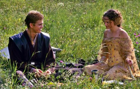 Star Wars Episodio 2 - Anakin y Padmé