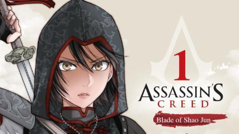 Assassin's Creed Manga
