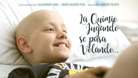 Documental Juegaterapia Quimio cancer infantil