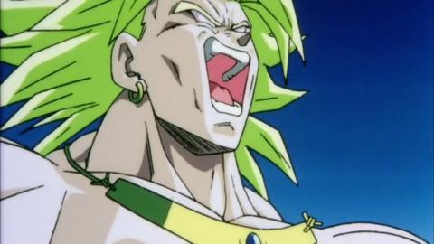 Dragon Ball - Primera imagen anime de Broly y su nueva transformación