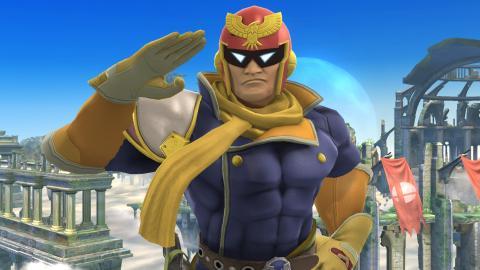 F-Zero - Captain Falcon