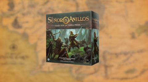 Fantasy Flight Games: Viajes por la Tierra Media