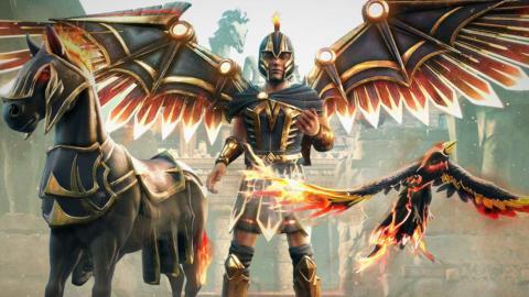 Immortals Fenyx Rising Sangre de Zeus