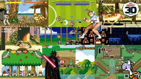 Juegos Para el Recuerdo I (1991-1993)