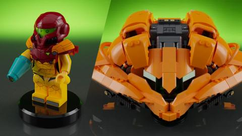 LEGO set Metroid