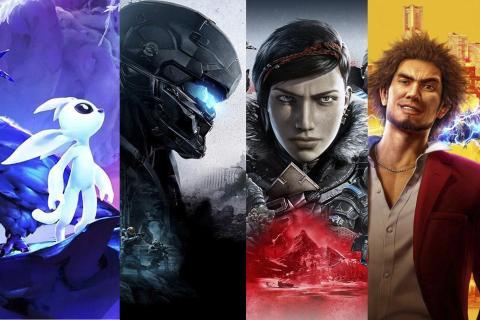 Mejores juegos Xbox One 2021