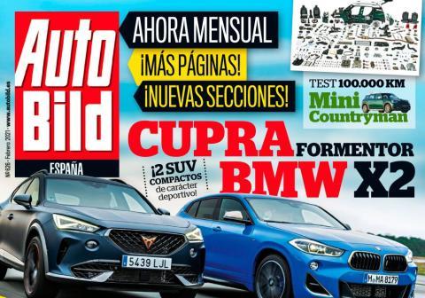 Nueva revista AutoBild