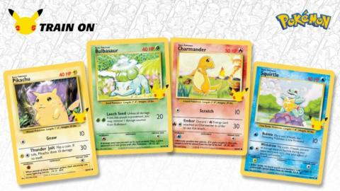 Pokemon Cartas 25 aniversario Pokemon TCG JCC