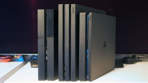 PS4 - PS4 Slim - PS4 Pro