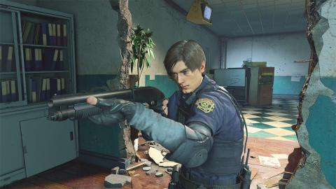 RE Verse Resident Evil Verse