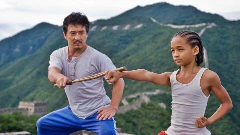 Reboot de Karate Kid