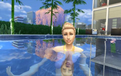 Los Sims 4 Primera persona