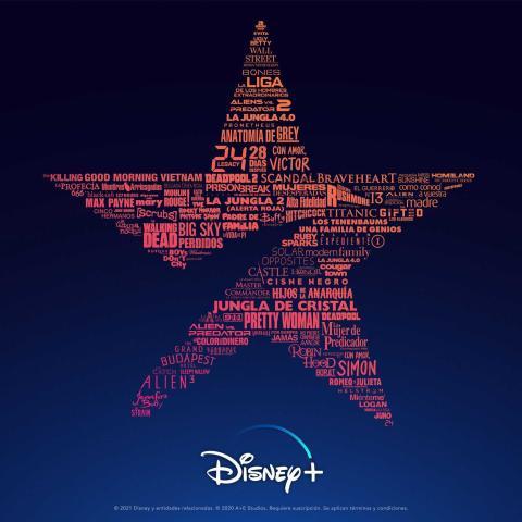 Todas las series y películas que llegarán a Disney Plus en febrero a través de Star