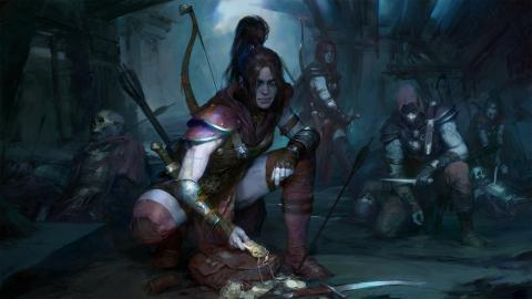 Diablo IV Pícara