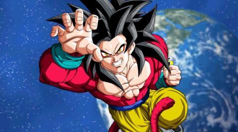 Dragon Ball - Toyotaro rescata un misterioso personaje de la era GT