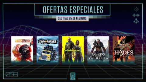 Epic Games Store ofertas