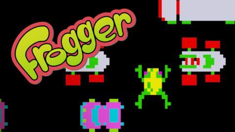 Frogger Konami
