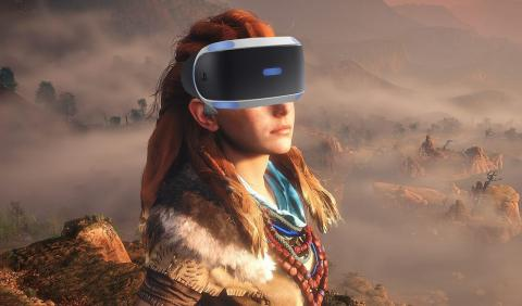 Horizon Zero Dawn PS VR PSVR