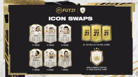 Icon Swaps 2 FIFA 21