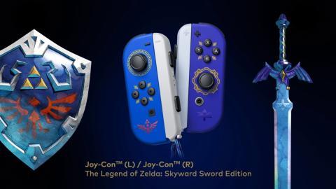 Joy-Cons Skyward Sword