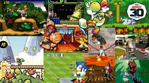 Juegos para el recuerdo 1994.1995