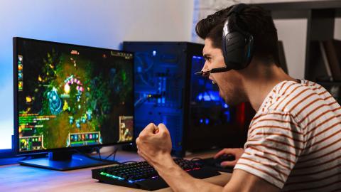 Jugador de videojuegos