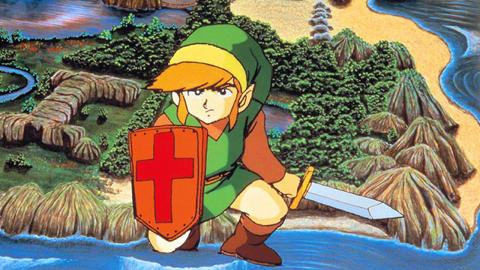 The Legend of Zelda original
