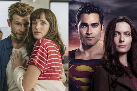Loco por ella y superman