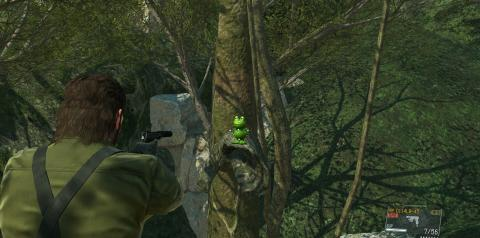 Metal Gear Solid 3 Snake Eater Mod