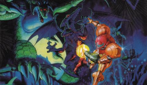Super Metroid para SNES