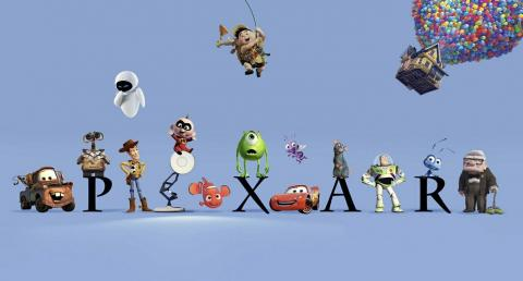 Pixar - Logo