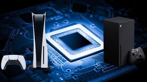 Producción chips de PS5 y Xbox Series X