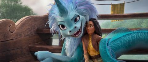 Crítica de Raya y el último dragón, la nueva fantasía animada de Disney -  HobbyConsolas Entretenimiento