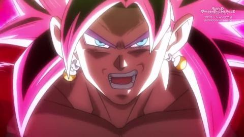 Super Dragon Ball Heroes Big Bang Mission capítulo 11 - Análisis y curiosidades con Broly Super Saiyan 4