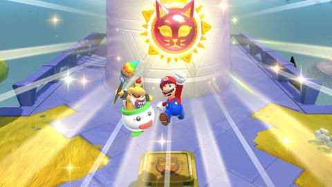 Super Mario 3D World + Bowser´s Fury