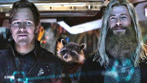 Thor y los Guardianes de la Galaxia